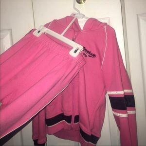 Reebok Sweat Outfit